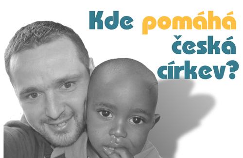 Kde pomáhá česká církev?