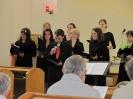 Koncert komorního sboru Carota Dulcis