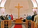 Květná neděle a velikonoční vigilie 2006