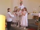 První svaté přijímání 2011-06-05