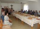 Svěcení opravených farních prostor 2006-06-18