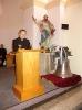 Svěcení zvonu Anežka Česká 2011-11-04